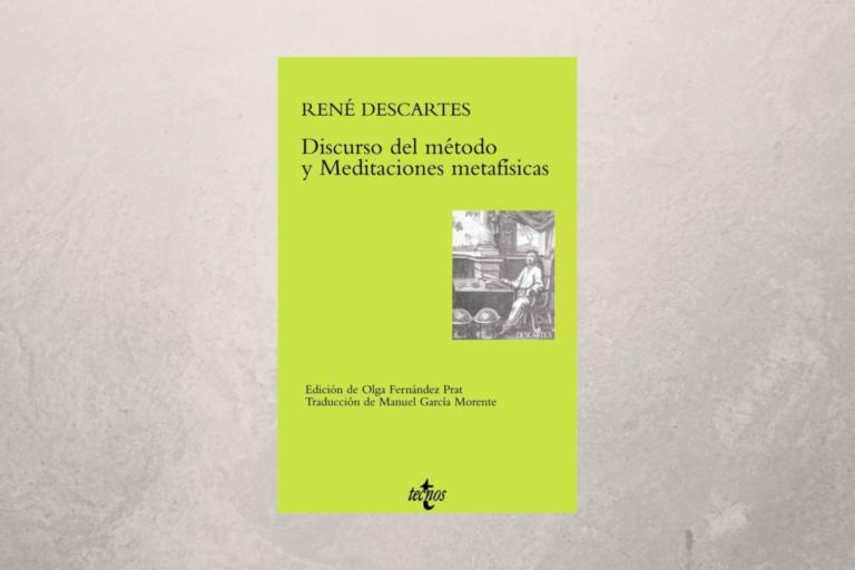 Portada Discurso del método Descartes