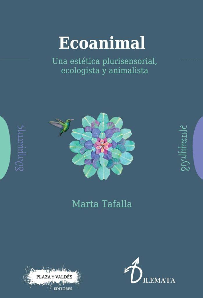 Portada de Ecoanimal de Marta Tafalla